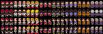 Character Spritesheet